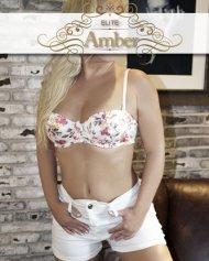 Amber, Caucasian