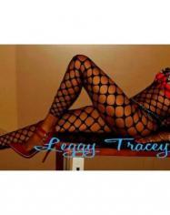 Leggy Tracey, Ebano